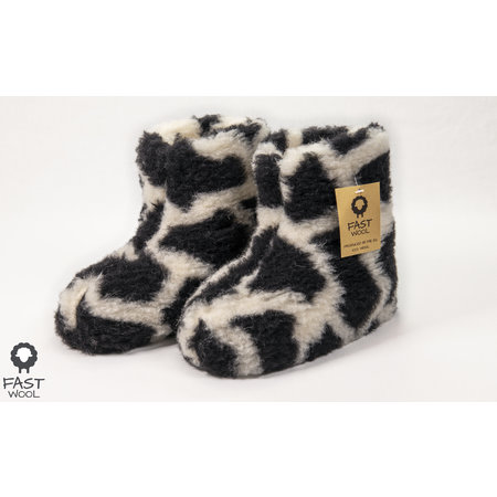 Woolwarmers limited edition wollen sloffen