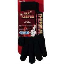 Heren thermo heat keeper handschoenen