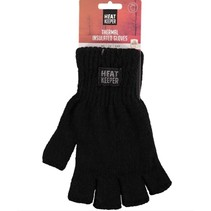 "Dames THERMO ""HEAT KEEPER"" HANDSCHOENEN VINGERLOOS"