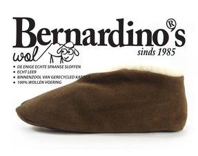 Bernardino Spaanse sloffen 100 % Wol