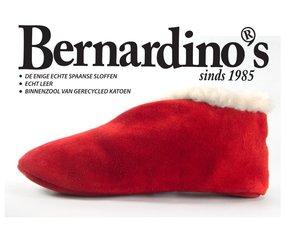 Bernardino Spaanse sloffen