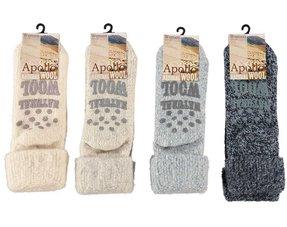 Wollen huis sokken