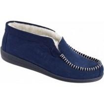 pantoffel blauw 2176
