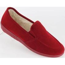pantoffel rood 2224