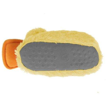 Beppi Eend pantoffel geel