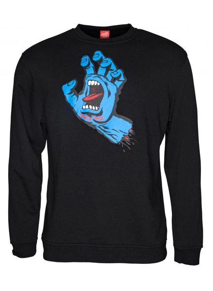 Santa Cruz Santa Cruz Screaming Hand Crew