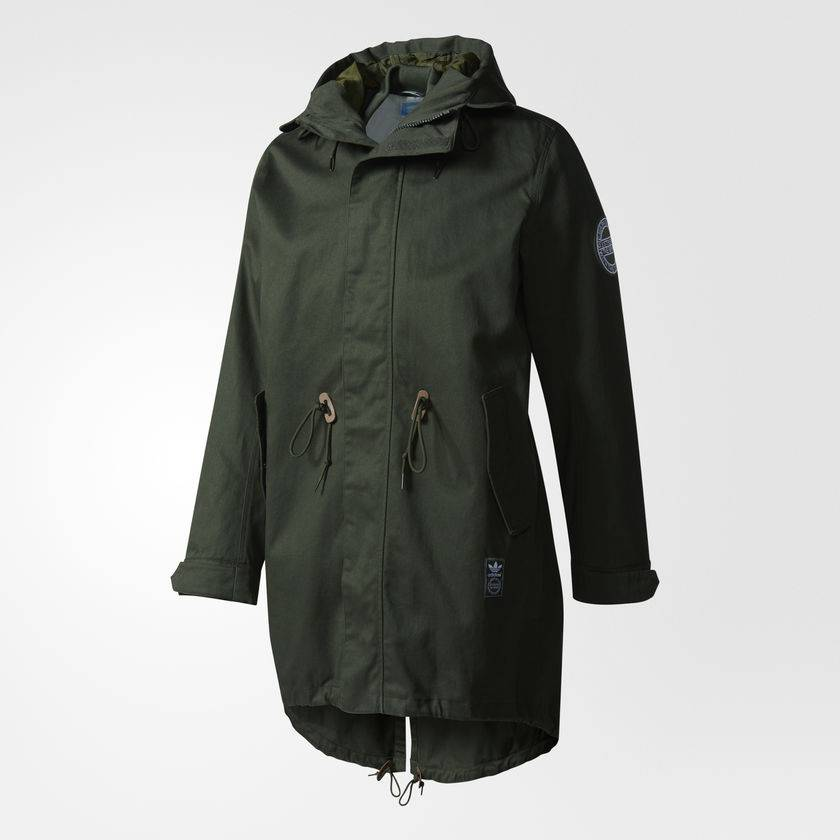 Adidas Adidas Utility Two-In-One Parka
