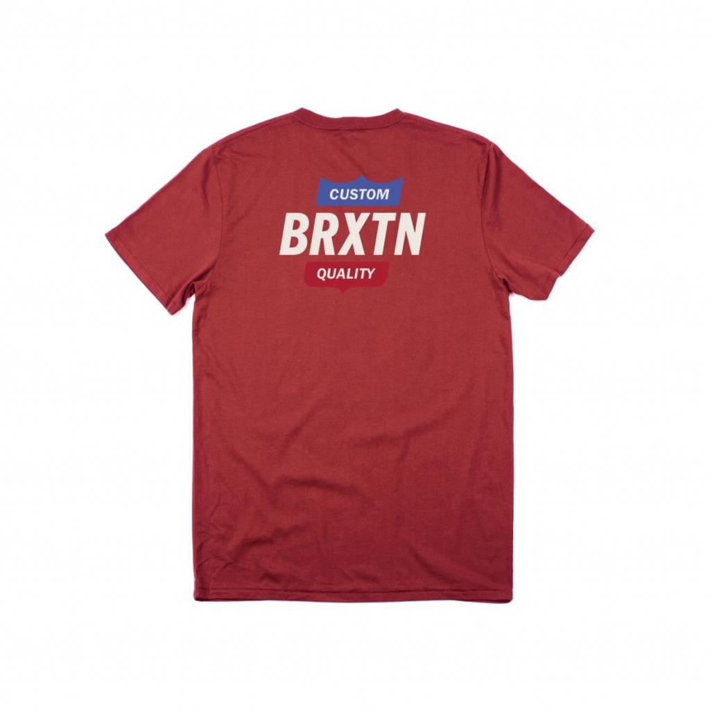 Brixton Brixton Garth II S/S