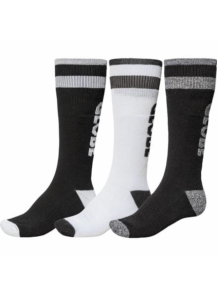 Globe Globe Stonningtone Long Sock 3 Pack