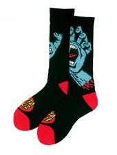 Santa Cruz Screaming Hand Sock