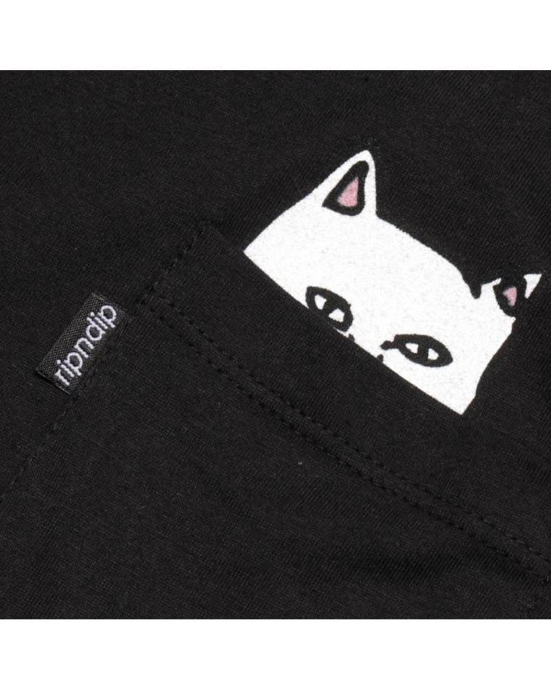 RIPNDIP RIPNDIP Lord Nermal Pocket Tee