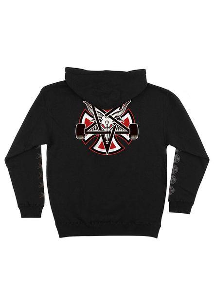 Independent Independent Thrasher Pentagram Cross Hooded PO