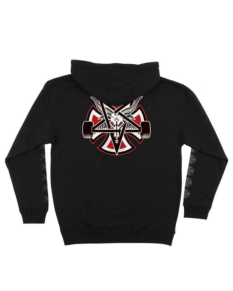 Independent Independent Thrasher Pentagram Cross H