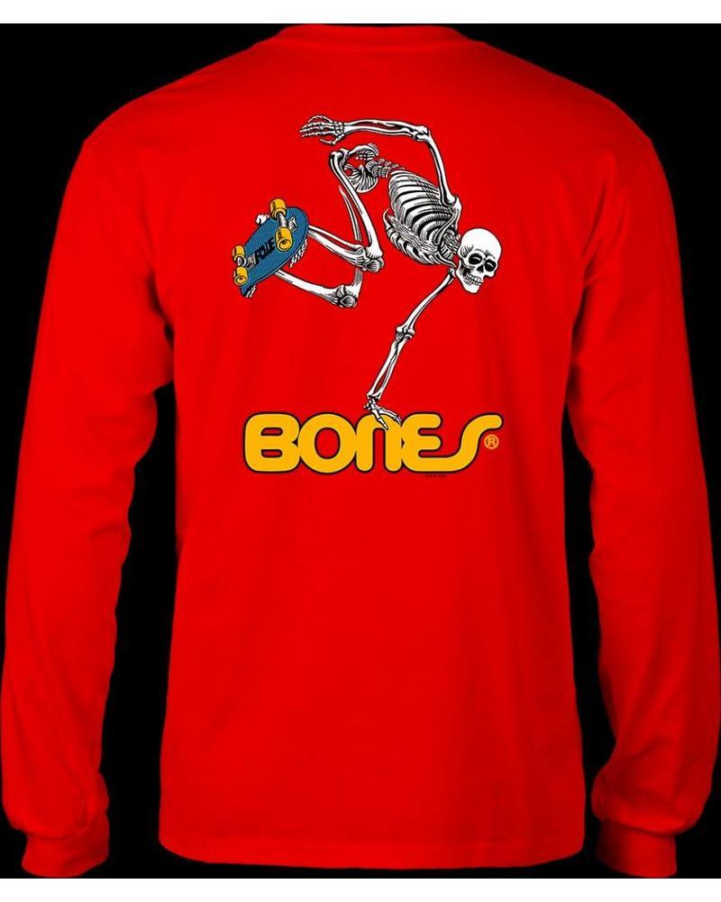 Powell Peralta Powell Peralta Sk8board Skeleton L/S