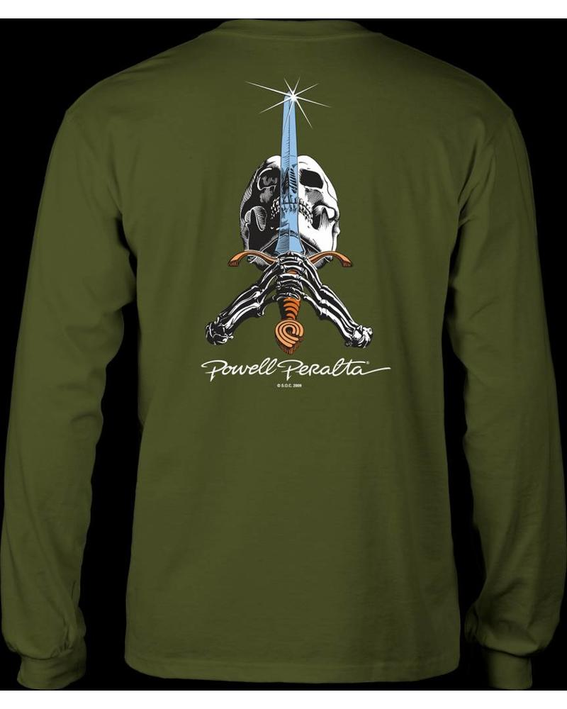 Powell Peralta Powell Peralta Skull & Sword L/S