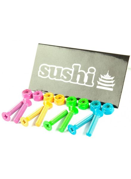 "Sushi Sushi Bolts Colourd Phillips 1"""