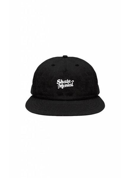 Skate Mental Skate Mental Script Logo Snapback