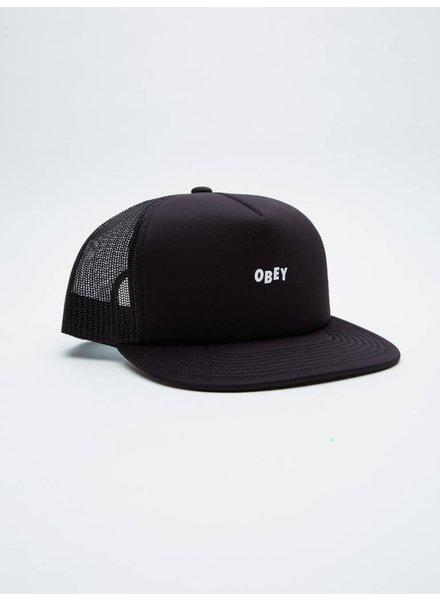 OBEY Jumble Bar Trucker Hat