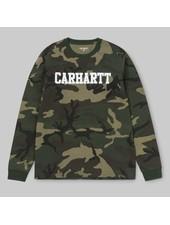 Carhartt Carhartt L/S Collge T-Shirt