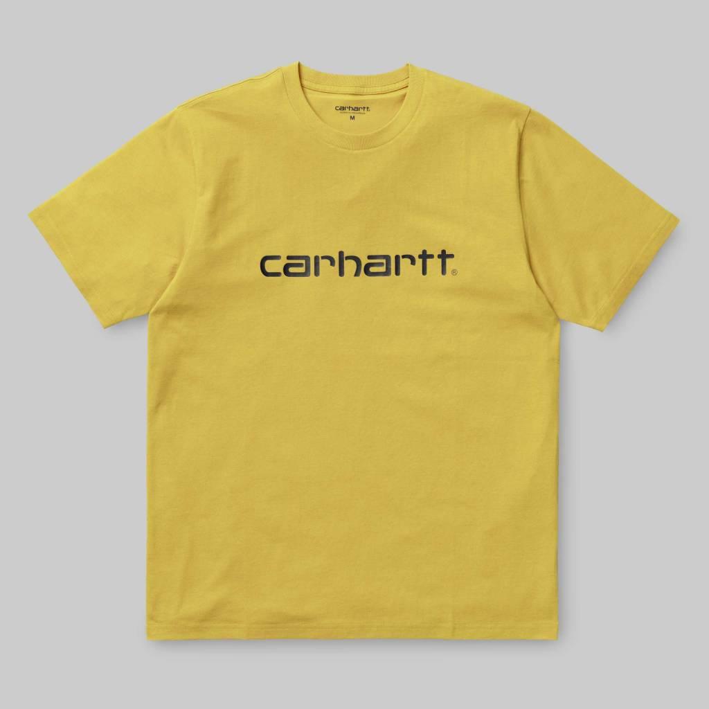 Carhartt Carhartt S/S Script T-Shirt