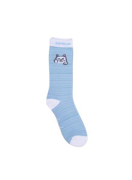 RIPNDIP RIPNDIP Peeking Nermal Socks