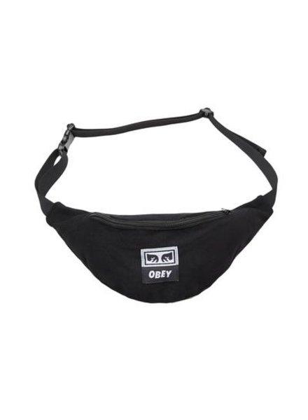 OBEY Wasted Hip Bag Twill