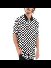 Vans Checker Camp Short Sleeve Buttondown