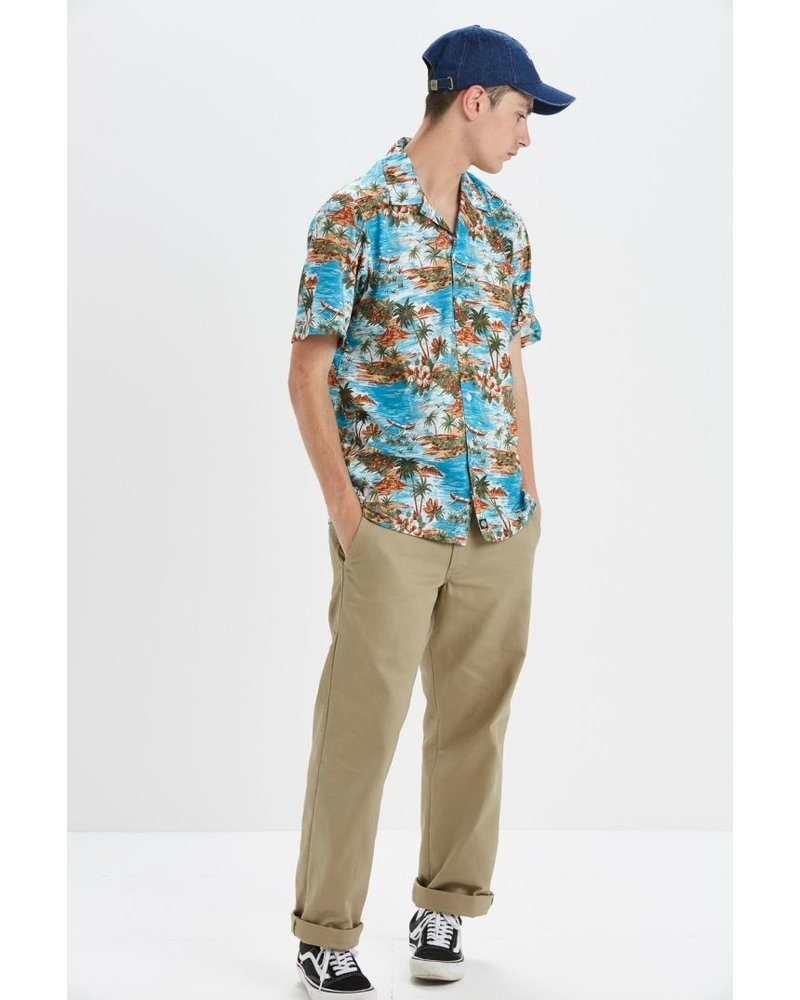 Dickies Dickies Blossvale S/S Button