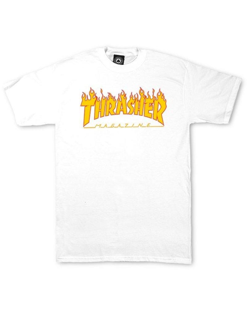 Thrasher Thrasher Flame Mag T-Shirt