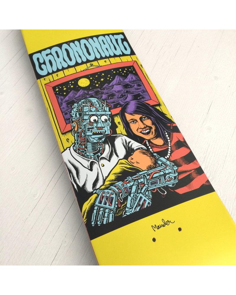 Chrononaut Chrononaut Mander Love