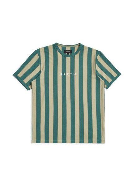 Brixton Hilt Emb S/S Knit