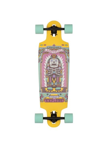 "Landyachtz Landyachtz Drop Cat 33"" Illuminacion"