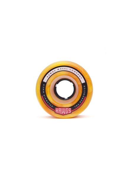 Landyachtz Landyachtz Fatty Hawgs 63mm 78a