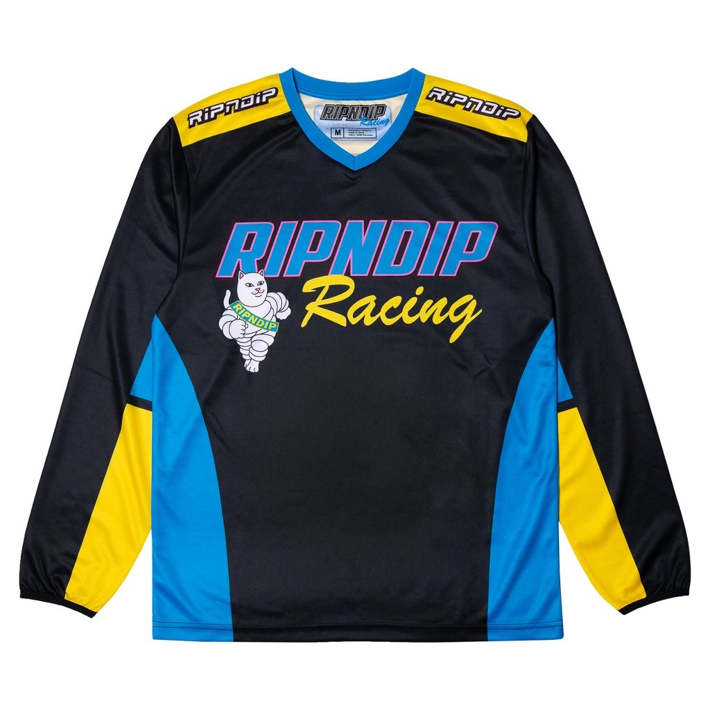 RIPNDIP RIPNDIP Racing Team Jersey