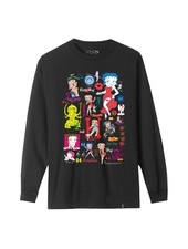 HUF Betty Boop Decalls L/S