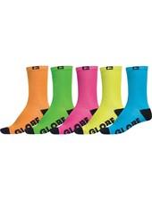 Globe Globe Neon Crew Sock 5 Pack