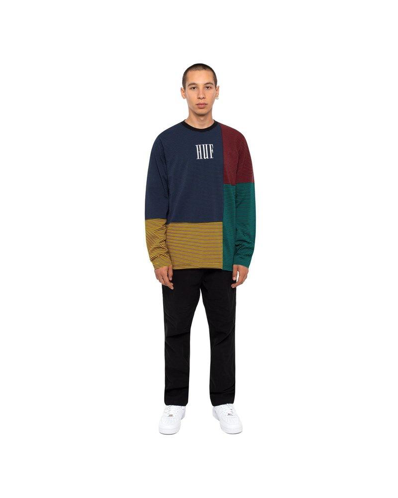 HUF Vilmos Stripe L/S Knit