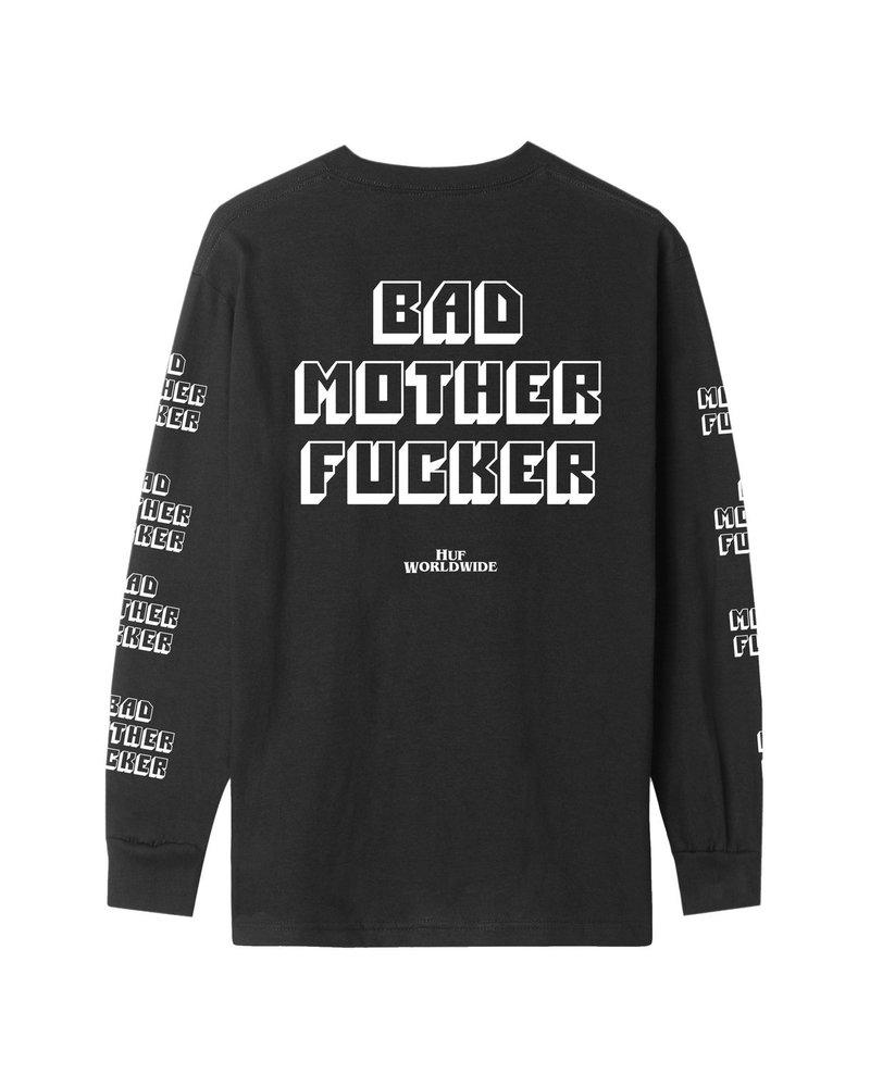 HUF Bad Mother Fucker L/S Tee