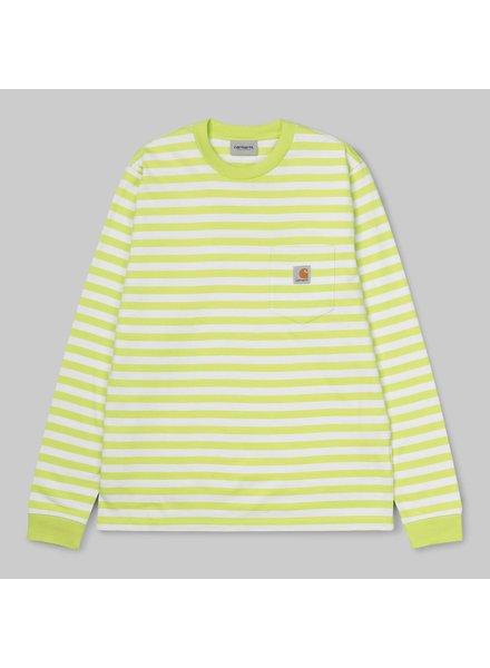 Carhartt Carhartt L/S Scotty Pocket T-Shirt