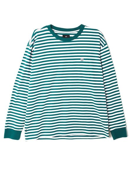 OBEY 89 Icon Stripe Box Tee III LS