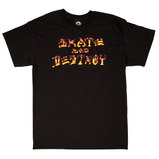 Thrasher Thrasher Skate And Destroy BBQ T-Shirt