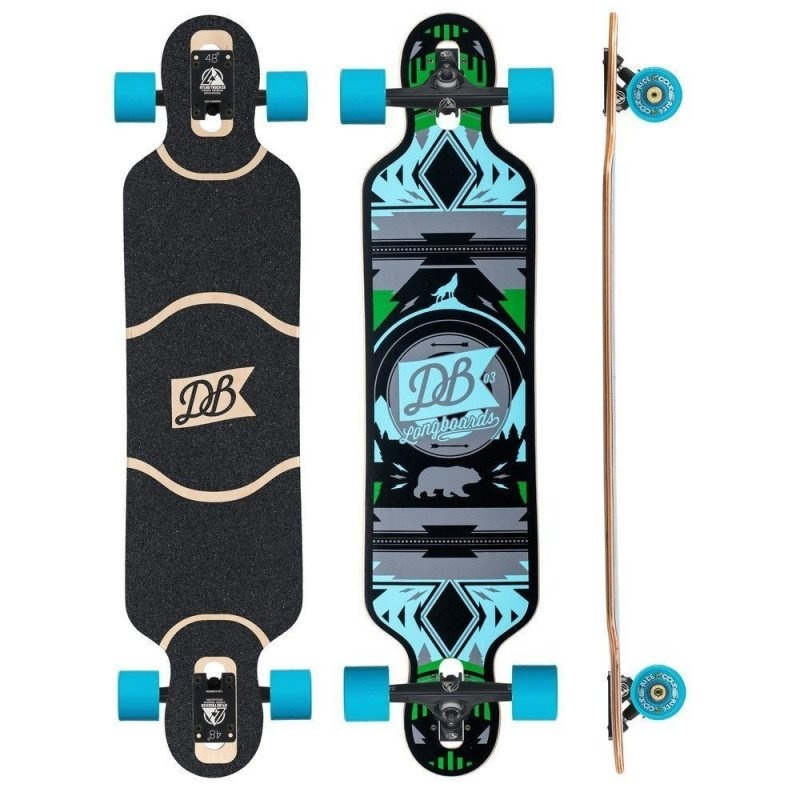 DB Longboards DB Longboards Urban Native 38""