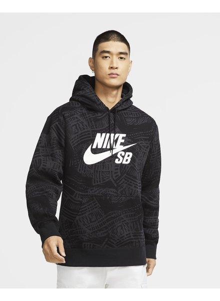 Nike SB Nike SB Printed Hoodie