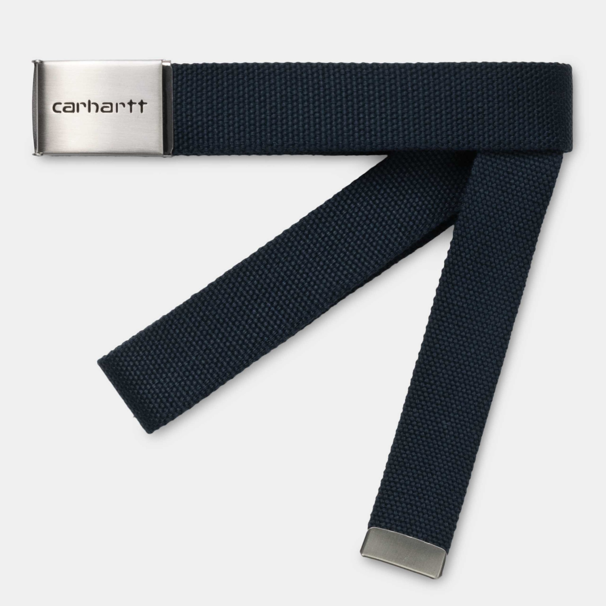 Carhartt Carhartt Clip Belt Chrome