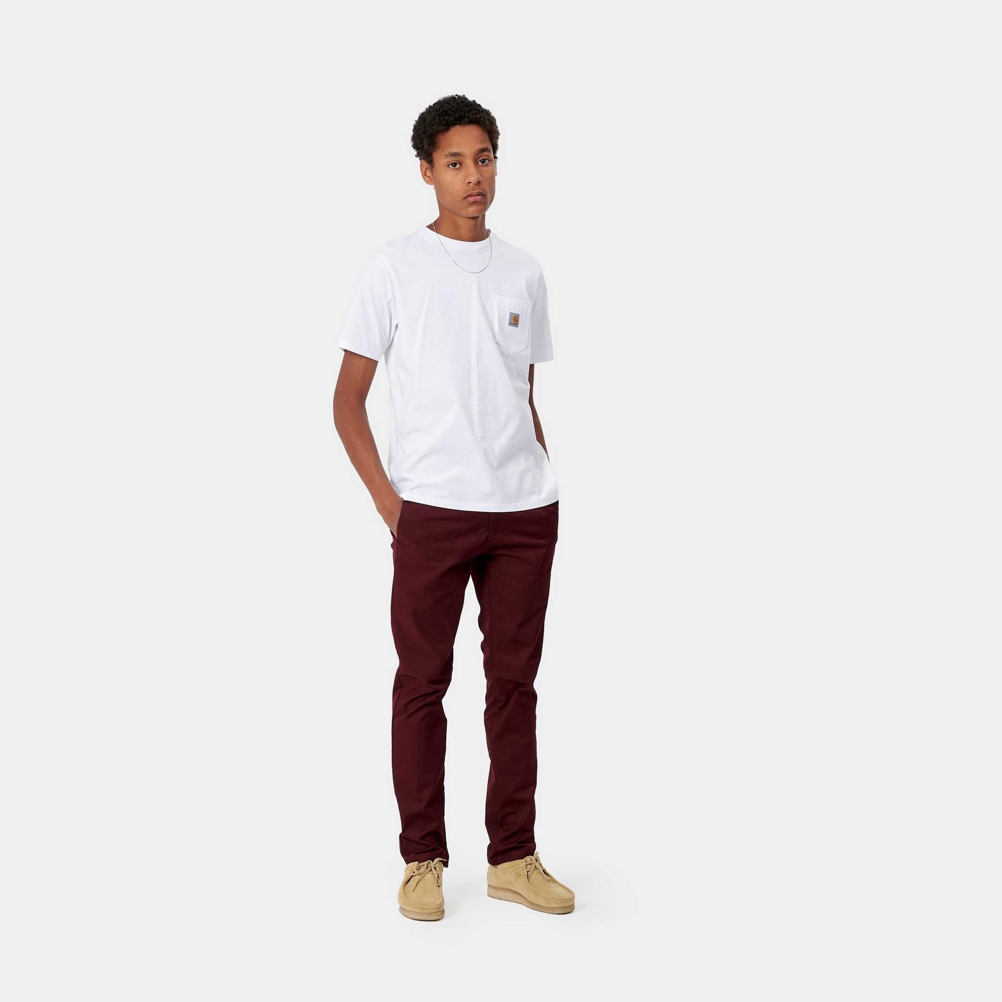 Carhartt Carhartt S/S Pocket T-Shirt