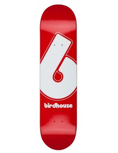 Birdhouse Birdhouse Logo Deck 8.0