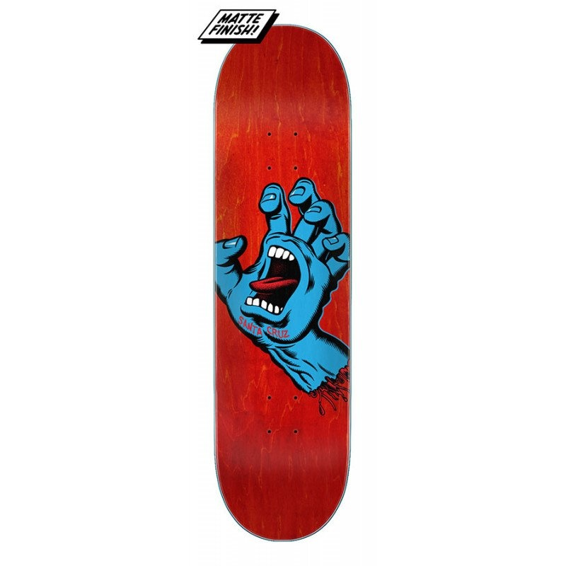 Santa Cruz Santa Cruz Screaming Hand 8.0""