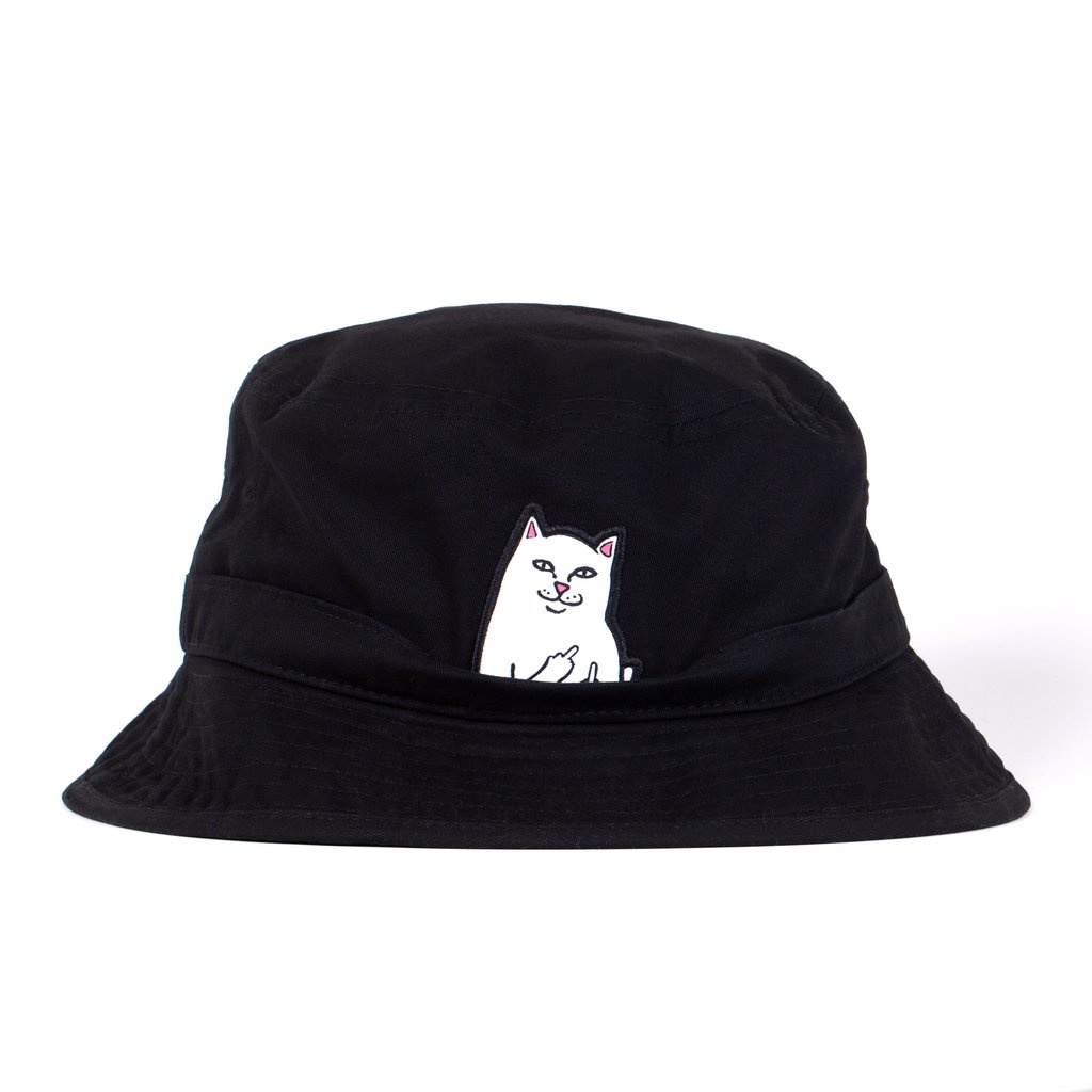 RIPNDIP RIPNDIP Lord Nermal Bucket Hat