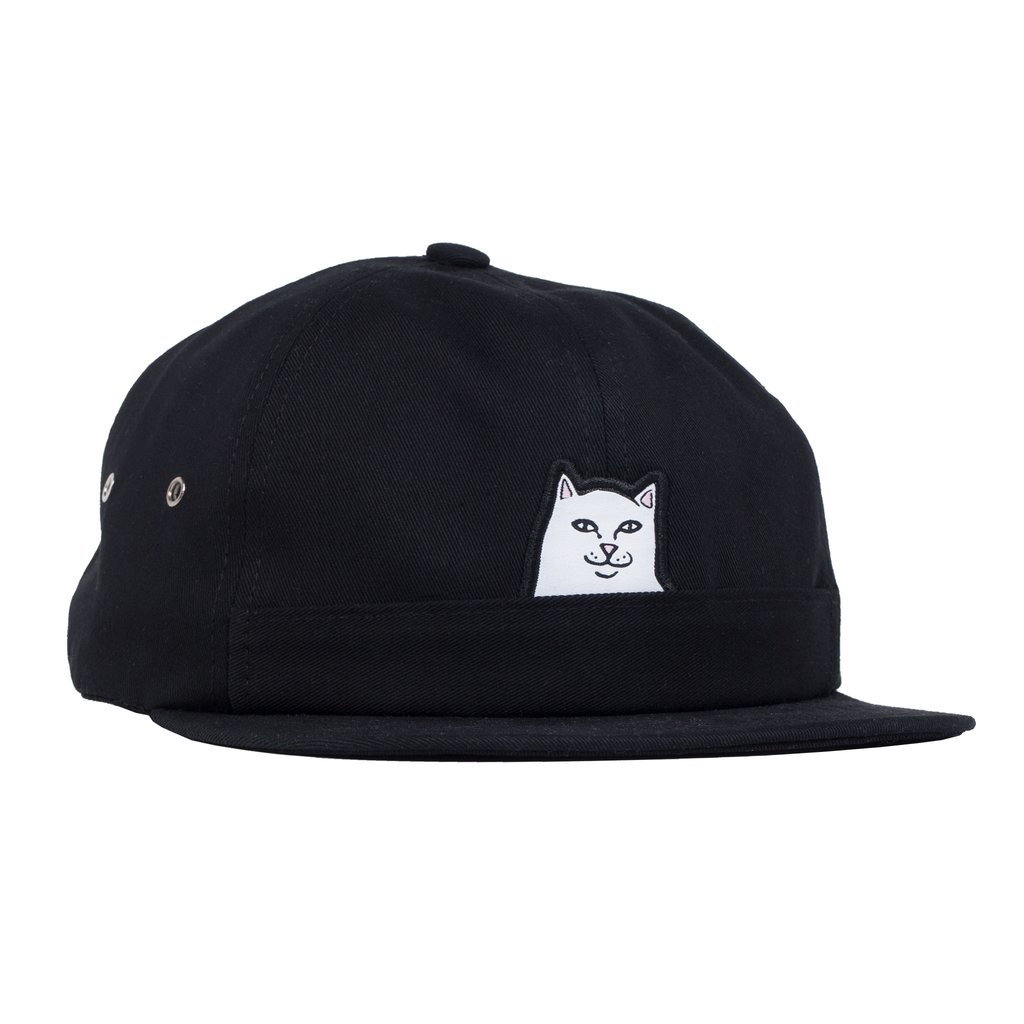 RIPNDIP RIPNDIP Lord Nermal 6 Panel Hat