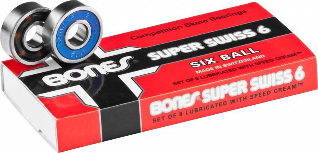 Bones Bones Super Swiss 6